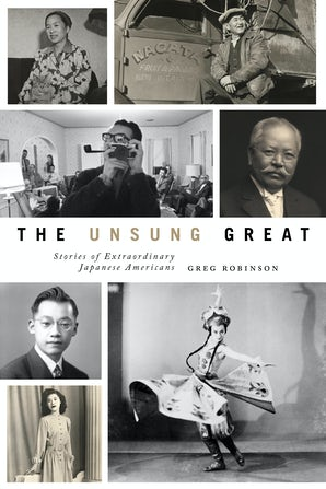 The Unsung Great book image