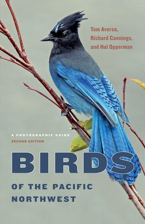 Birds of the Pacific Northwest book image