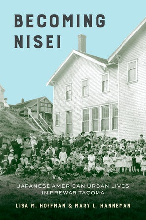 Becoming Nisei book image