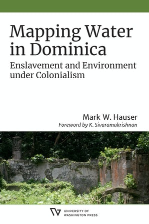 Mapping Water in Dominica book image