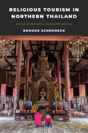 Religious Tourism in Northern Thailand book image