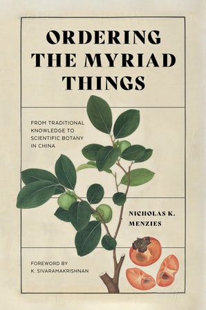 Ordering the Myriad Things book image