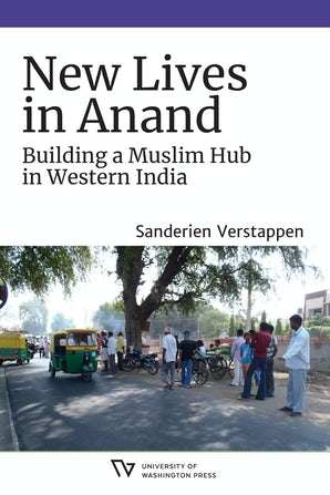 New Lives in Anand book image