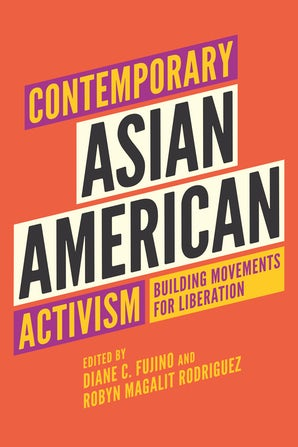 Contemporary Asian American Activism book image