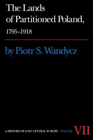The Lands of Partitioned Poland, 1795-1918 book image