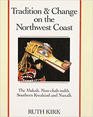 Tradition and Change on the Northwest Coast book image