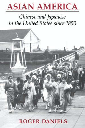 Asian America book image