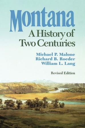Montana book image