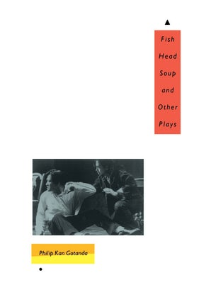 Fish Head Soup and Other Plays book image