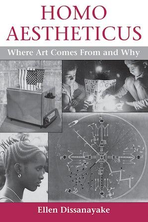 Homo Aestheticus book image