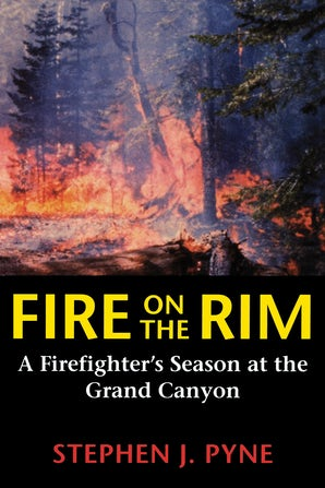 Fire on the Rim book image