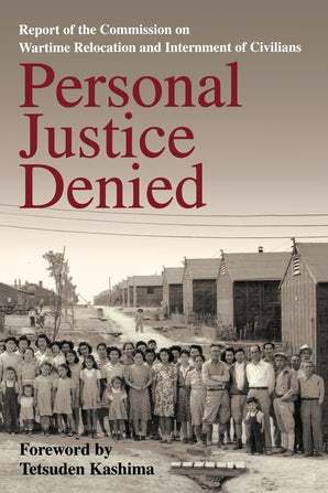 Personal Justice Denied book image