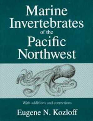Marine Invertebrates of the Pacific Northwest book image