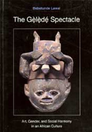 The Gelede Spectacle book image