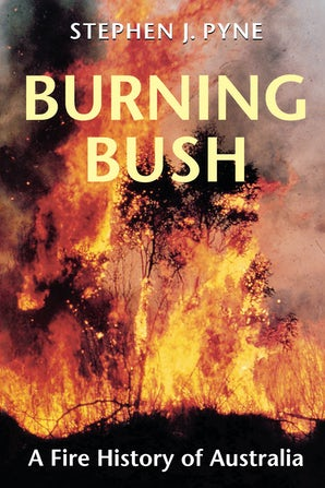 Burning Bush book image