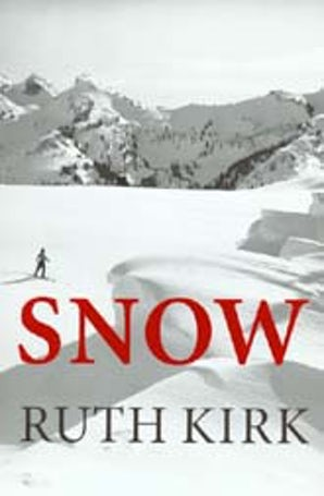 Snow book image