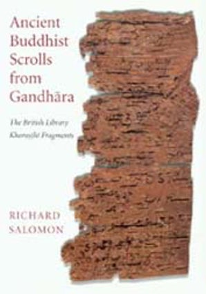 Ancient Buddhist Scrolls from Gandhara book image