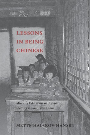 Lessons in Being Chinese book image