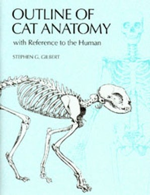 Outline of Cat Anatomy with Reference to the Human book image