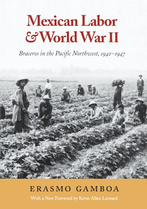 Mexican Labor and World War II book image