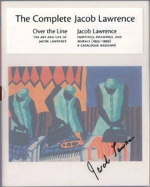 The Complete Jacob Lawrence book image