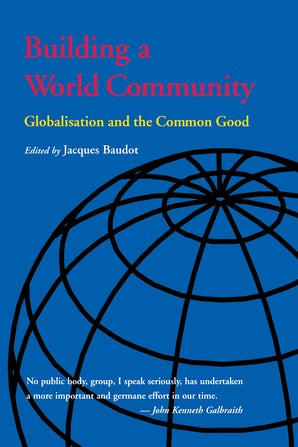 Building a World Community book image