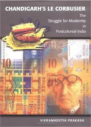 Chandigarh's Le Corbusier book image