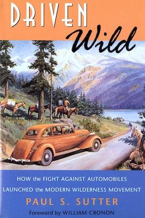 Driven Wild book image
