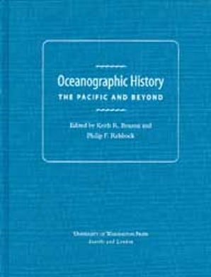 Oceanographic History book image