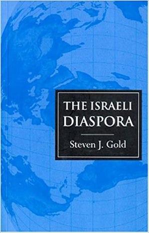 The Israeli Diaspora book image