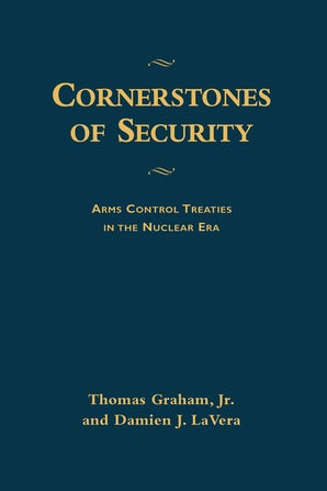 Cornerstones of Security book image