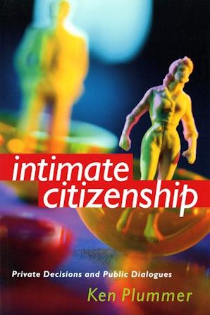 Intimate Citizenship book image