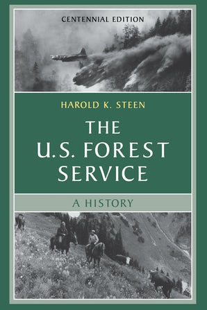 The U.S. Forest Service book image