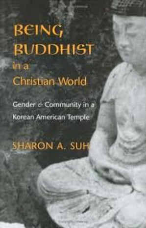 Being Buddhist in a Christian World book image