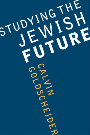 Studying the Jewish Future book image