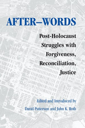 After-words book image