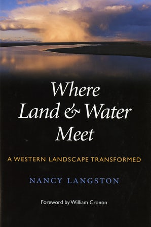 Where Land and Water Meet book image