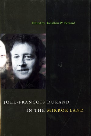 Joel-Francois Durand in the Mirror Land book image