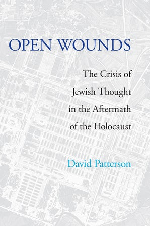 Open Wounds book image