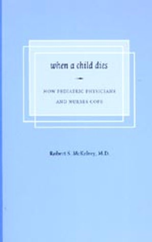 When a Child Dies book image