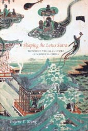 Shaping the Lotus Sutra book image