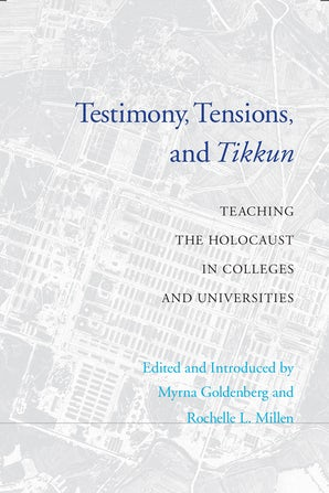 Testimony, Tensions, and Tikkun book image