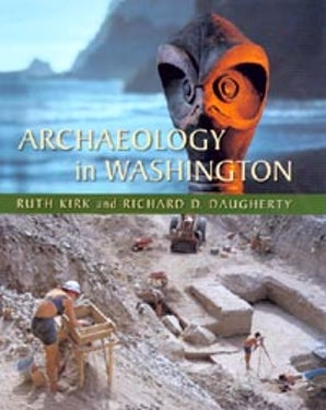 Archaeology in Washington book image