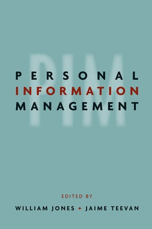 Personal Information Management book image