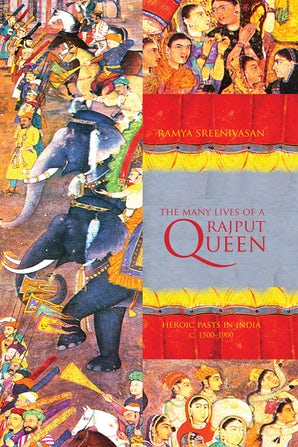 The Many Lives of a Rajput Queen book image