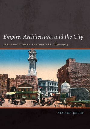 Empire, Architecture, and the City book image