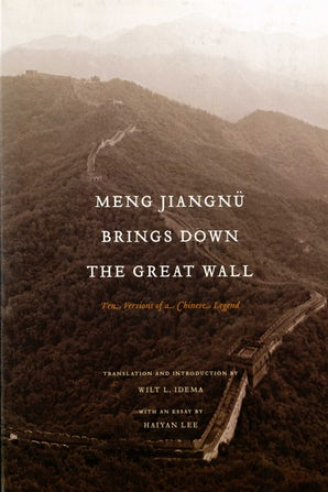 Meng Jiangnü Brings Down the Great Wall book image