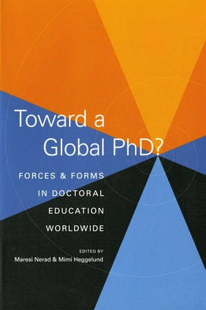 Toward a Global PhD? book image