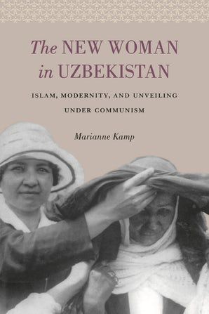 The New Woman in Uzbekistan book image