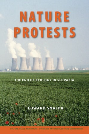 Nature Protests book image